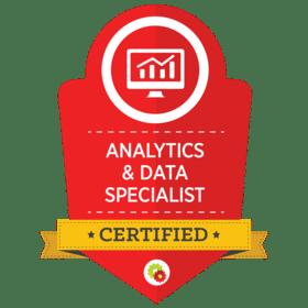 analytics data specialist